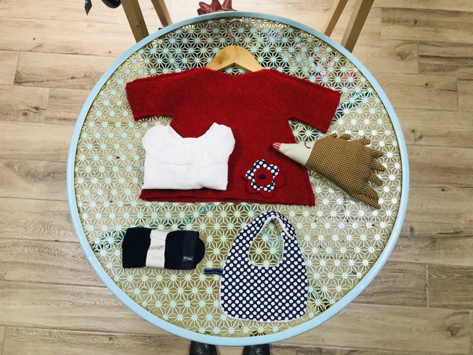 vestitino rosso di lana taglia 1 3 mesi 2901620eb5bd
